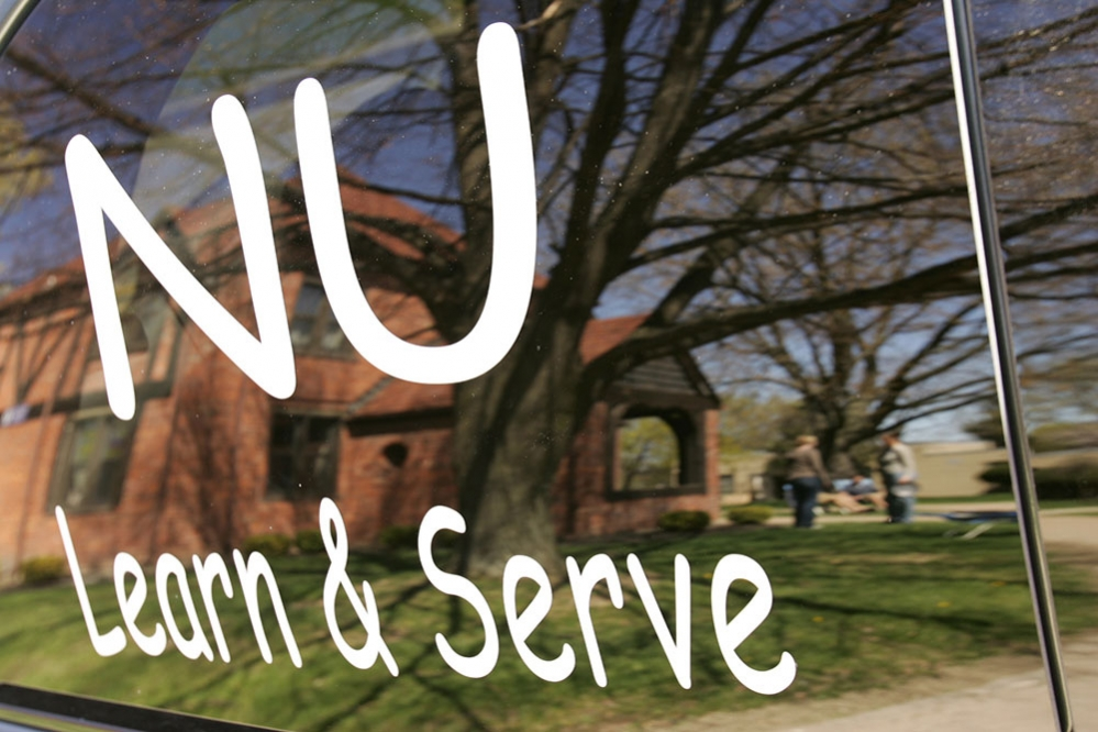 LEARN AND SERVE NIAGARA - Points of Light